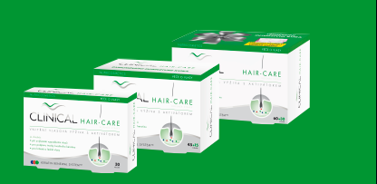 clinical hair care