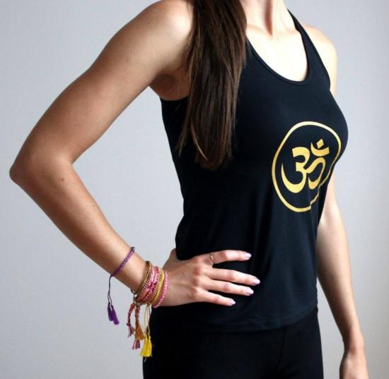 obleceni na jogu
