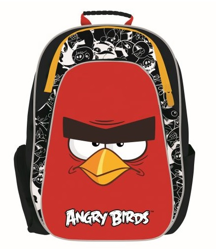 skolni batoh angry birds